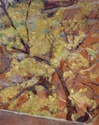 árbol amarillo by carmelo de arzadún