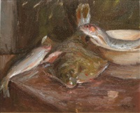 still life with fish by paul kelly