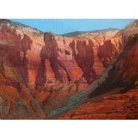 red rocks 1 by merrill mahaffey
