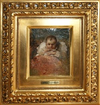 portrait d'enfant by simeon buchbinder