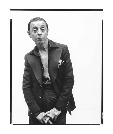 james galanos fashion designer new york city 8 10 75 by richard avedon