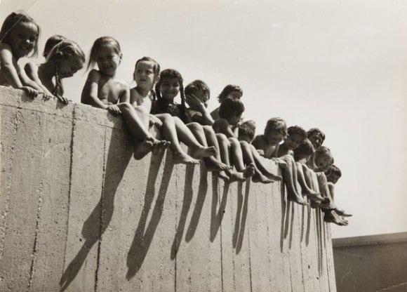 le mur de l'épouvante, marseille by louis sciarli