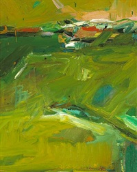 untitled (landscape) by dennis hare