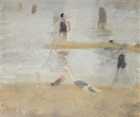 warm shallows by clarice marjoribanks beckett