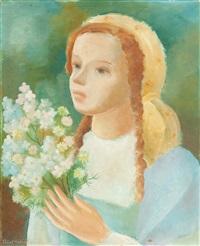 dziewczynka z kwiatkami by alice hohermann