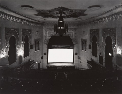 prospect park theater n.y (portfolio of 24) by hiroshi sugimoto