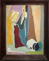 kompozycja abstrakcyjna by roman modzelewski