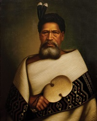 ihakara tukumaru by gottfried lindauer
