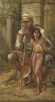 a beggar's pride by johan van aerschot