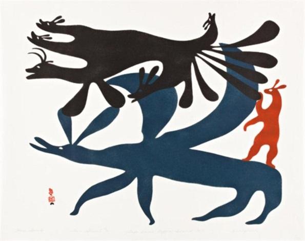 hare spirits 18 by johnniebo ashevak