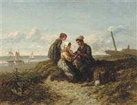 the happy return by elchanon verveer