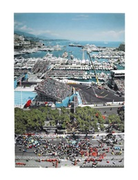 monaco by andreas gursky