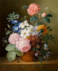 fleurs by adrianne e. rebourg