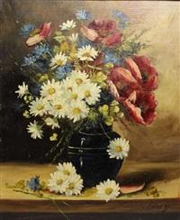 vase de fleurs des champs by solange