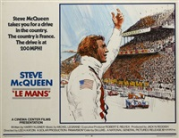 le mans - steve mcqueen by tom jung