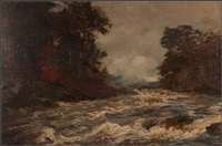 river dochart by archibald kay