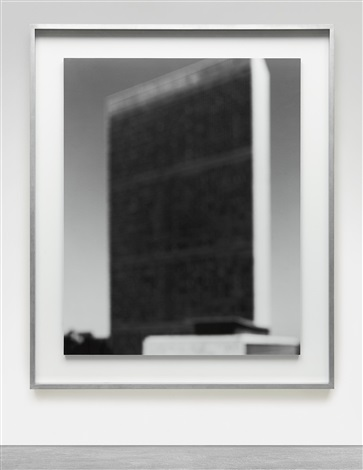 united nations headquarters by hiroshi sugimoto