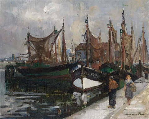 haven oostende by maurice paul