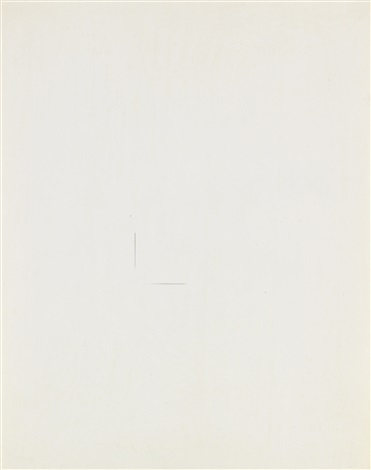 pt drawing no38 by richard tuttle