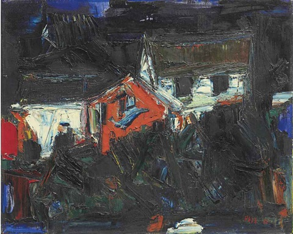 houses maisières by sayed haider raza