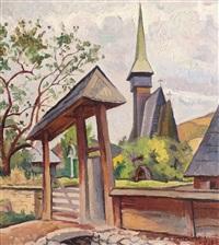 biserica din deal by traian biltiu dancus