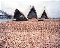 sydney 1 (opera house) by spencer tunick