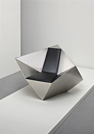 spirit house chair by daniel libeskind