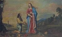 emmanuel d'aranda rendant grâce à la vierge pour sa libération de l'esclavage des barbaresques by jacob oost the elder