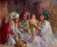 les jeunes orientales by edouard verschaffelt