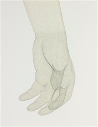 untitled (hand) by richard dupont
