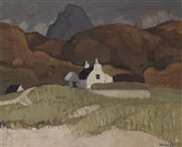 sutherland croft by denis frederic neal peploe