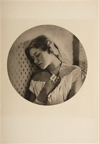 ellen terry, at the age of sixteen by julia margaret cameron