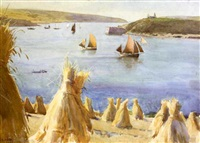 kinsale, co cork by joseph poole addey