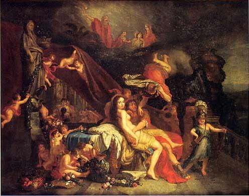 mars et vénus by victor honoré janssens