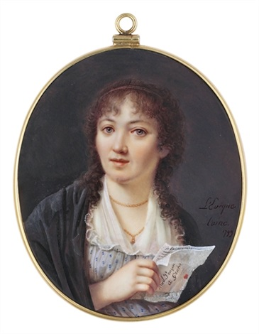madame ponçonhair by henri lévêque
