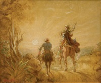 don quichotte by louis anquetin