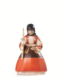 donna sarda by sandro vacchetti