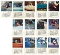 l.a. artists in their cars by joe goode