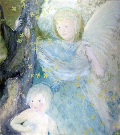 el angel de la guarda by alberto trabucco
