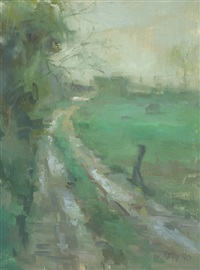 misty lane by paul kelly