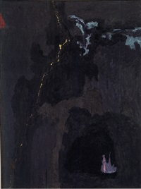 1950-t by clyfford still