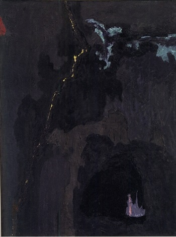 1950 t by clyfford still