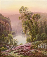 paysage by gaston anglade
