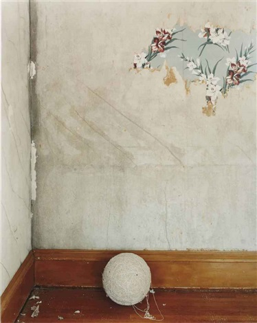 green island 1a ball and string by alec soth