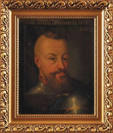 portret ks st lubomirskiego by konstanty aleksandrowicz