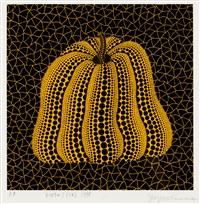 pumpkin (ysq) by yayoi kusama