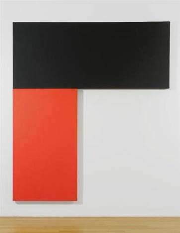 chatham x black red by ellsworth kelly