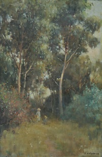 the edge of the wood by alexander colquhoun