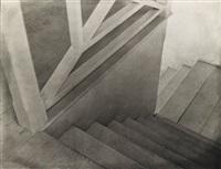staircase by tina modotti