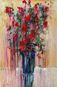 flower study ii by angelina raspel